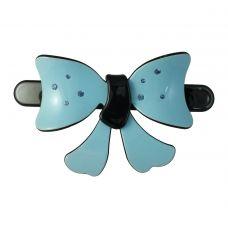 Pastel Sky Blue Delightful Hair Clip for Women