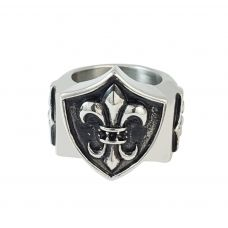 Viking Insignia Thick and Bold Statement Ring for Men