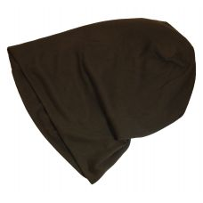Solid Earth Brown  High Quality Synthetic Fibre Beanie