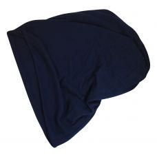 Solid Navy Blue  High Quality Synthetic Fibre Beanie