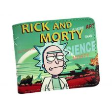 Rick and Morty Fan's Wallet