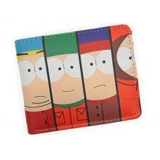 South Park Characters Fan's Wallet