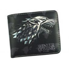 Winter is Coming Stark Wallet