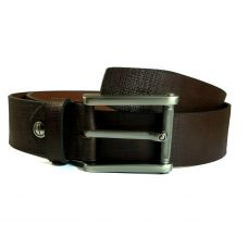 100% Genuine Leather Premium Executive Brown Belt for Men