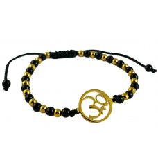 Sleek and Stylish Om Bracelet for Men Stylish