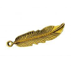 Golden Alloy Leaf Brooch Lapel Pin Shirt Brooches  for Men