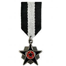 Coat of Arms Star Sigil Medal Badge Brooch Lapel Pin for Men