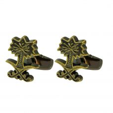 The Warrior Vintage Look Cufflinks