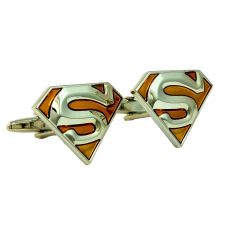 Man of Steel Exclusive Luxury Cufflinks