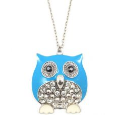 Owl Dynasty-Desirable Owl Pendant Necklace for Women